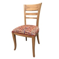 Antique reproduction Style Upholstered French Dining Chair CLEARANCE
