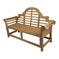 Outdoor Furniture Solid Teak Marlboro Teak Bench